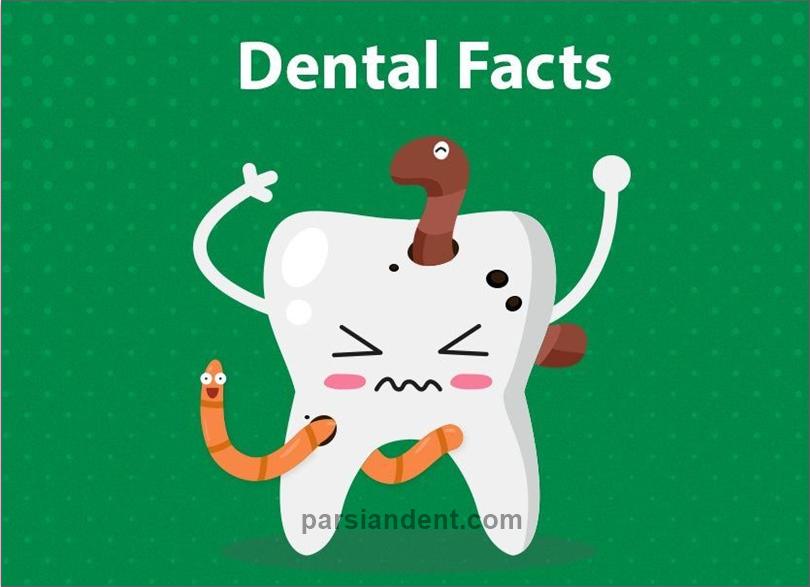 آیا «کرم خوردگی دندان» حقیقت دارد؟